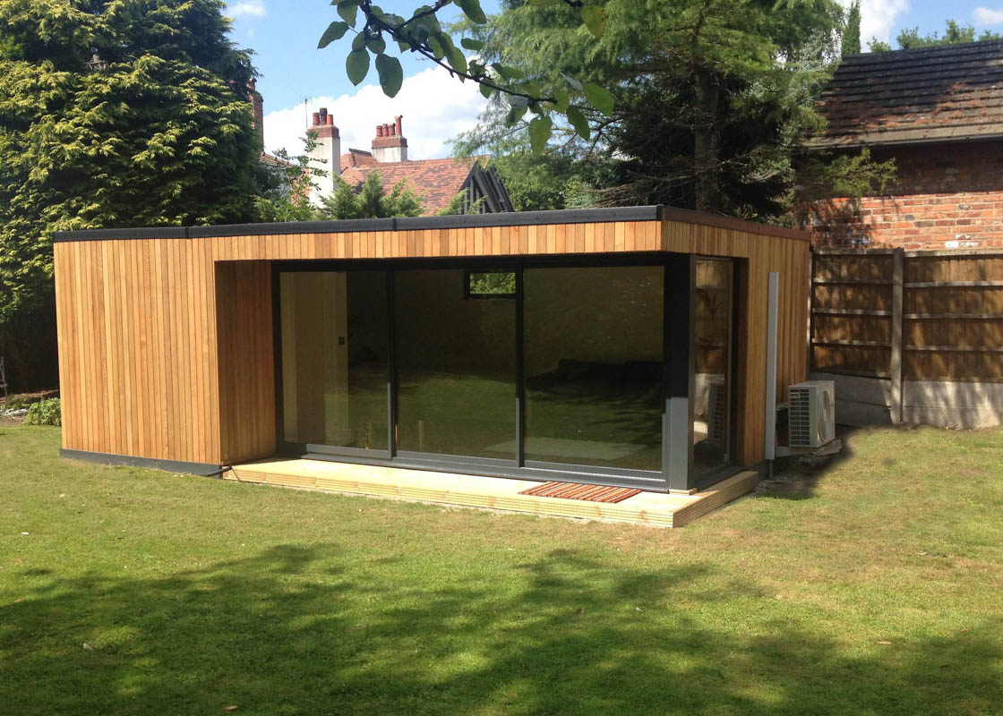 Swift garden rooms for Best garden rooms uk