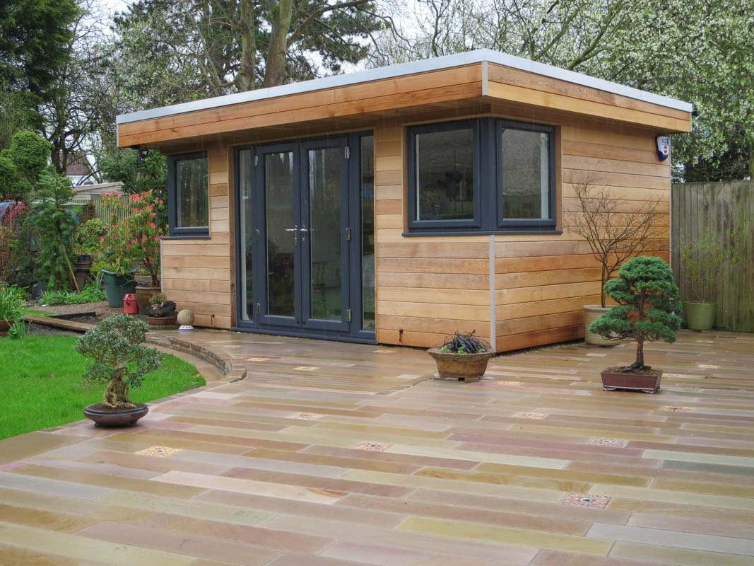 Executive garden rooms for House plans with garden room