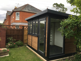 Example of a SMART Garden Rooms, Offices & Studios building